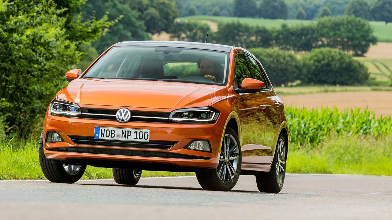 Volkswagen Polo - Frontansicht