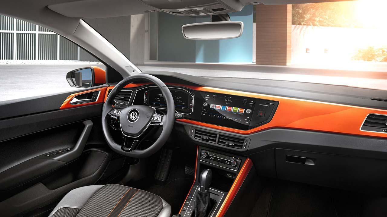 Volkswagen Polo - Cockpit