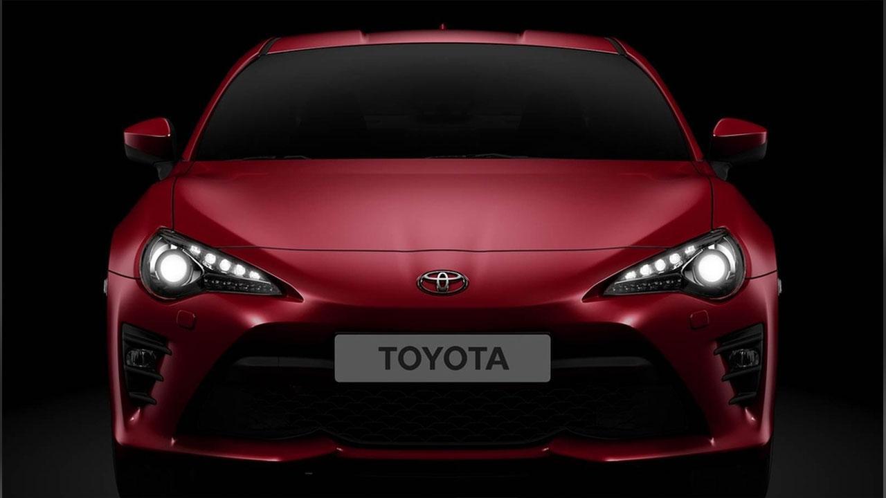Toyota GT86 - Frontansicht
