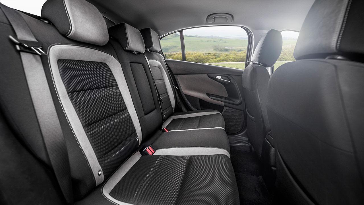 Fiat Tipo Limousine - Rückbank