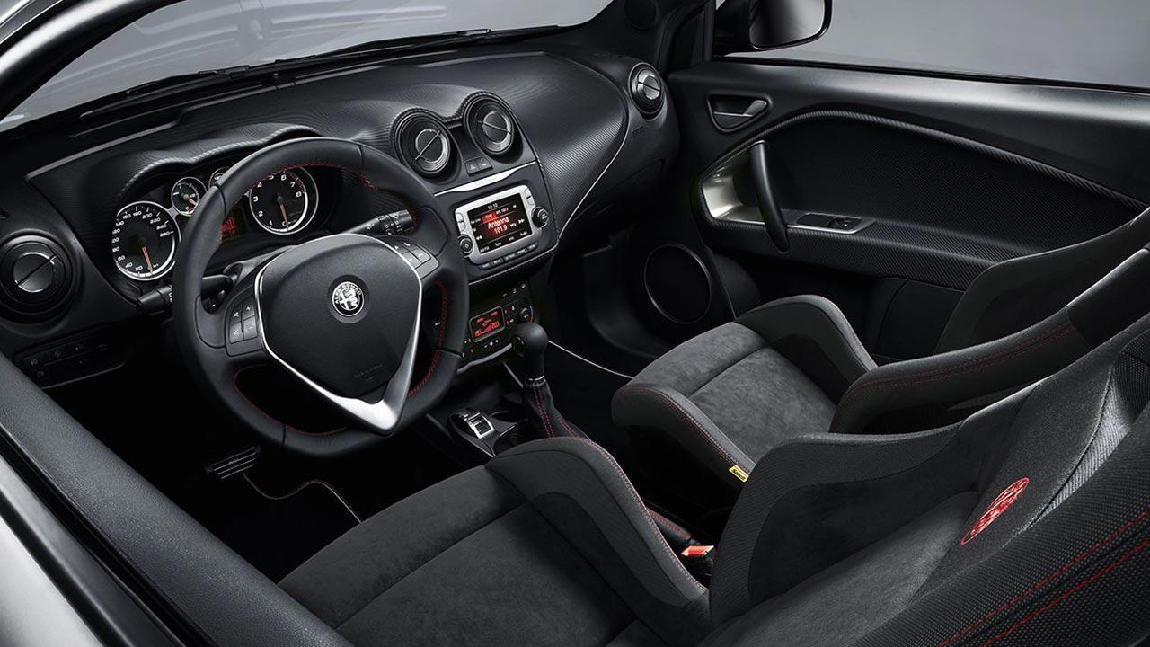 Alfa Romeo MiTo - Cockpit
