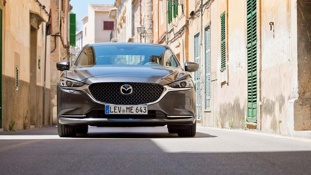 Mazda6 Limousine (Facelift 2018) - Frontansicht