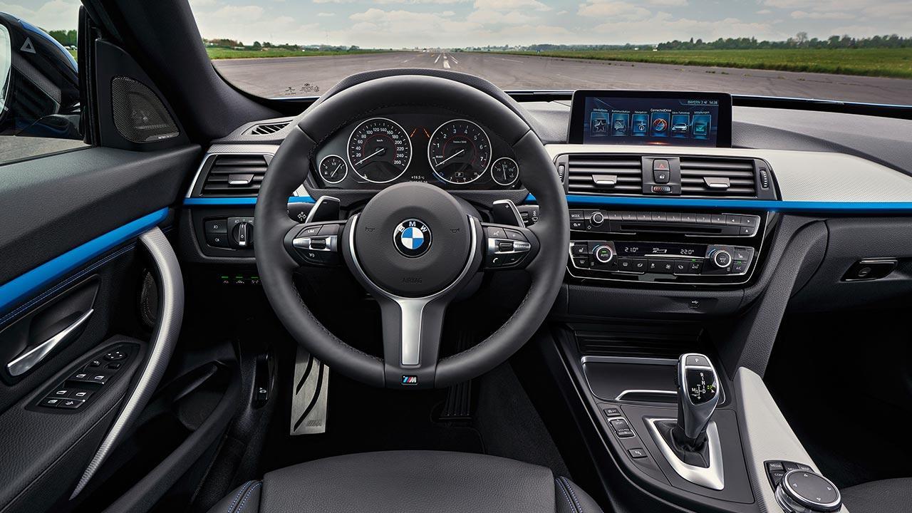 BMW 3er Grand Turismo - Cockpit
