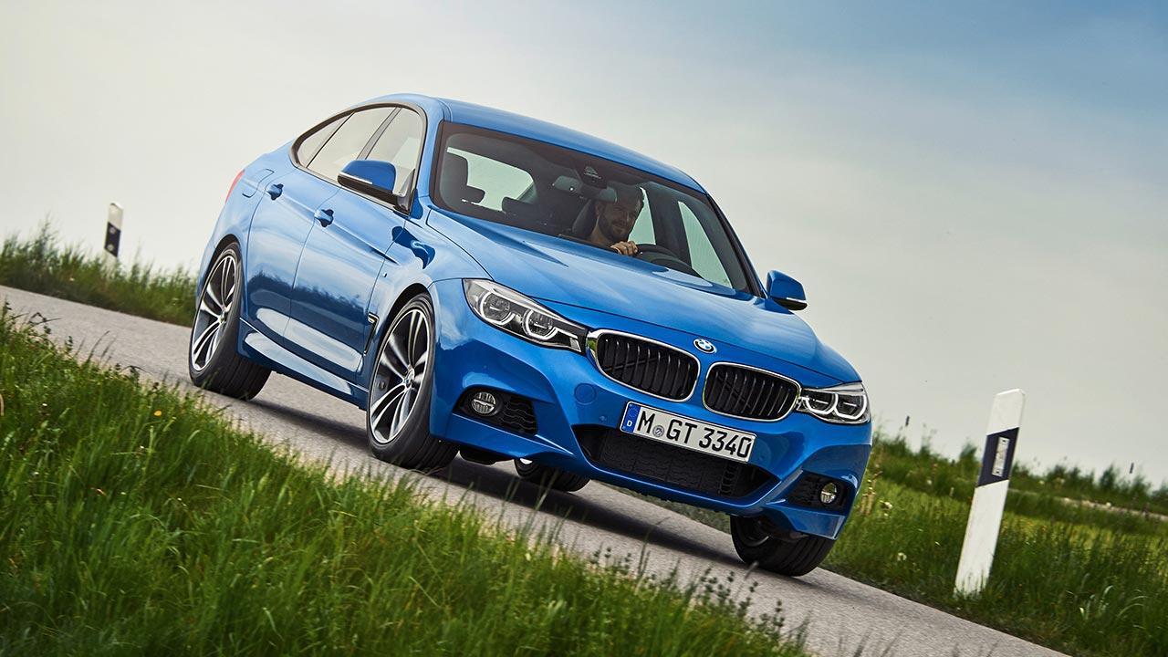 BMW 3er Grand Turismo - Frontansicht