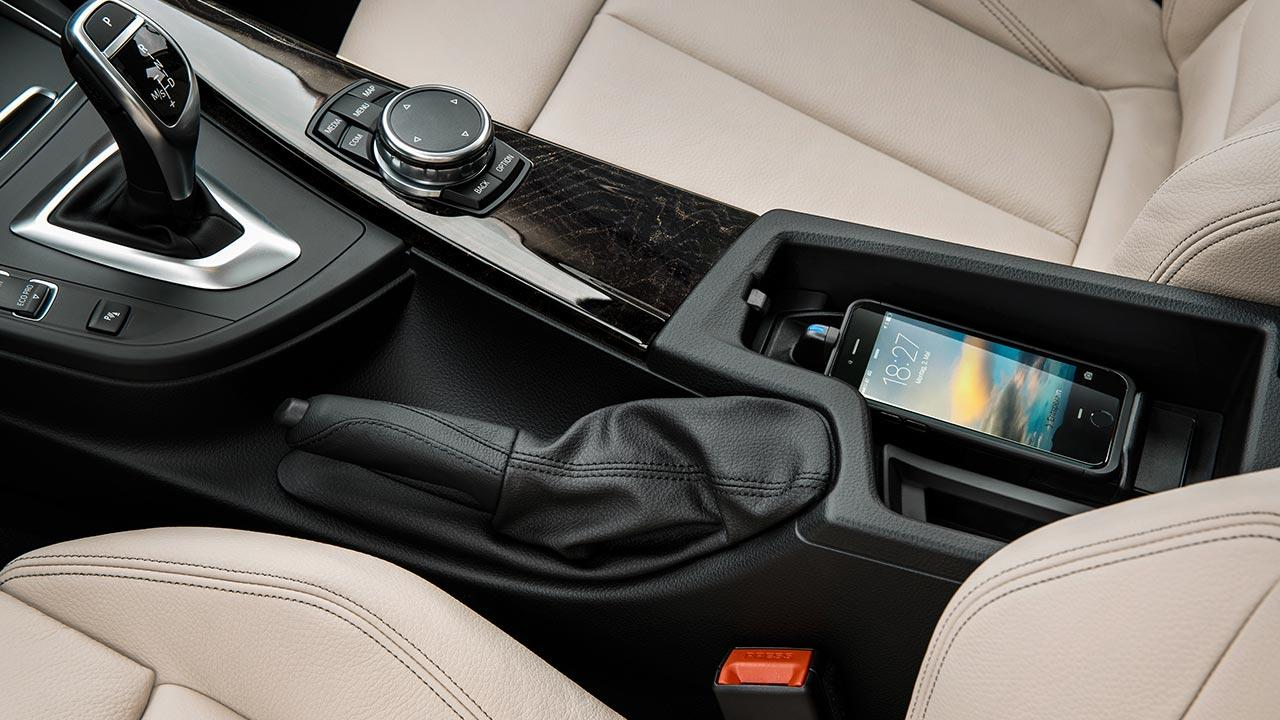 BMW 3er Grand Turismo - Mittelkonsole