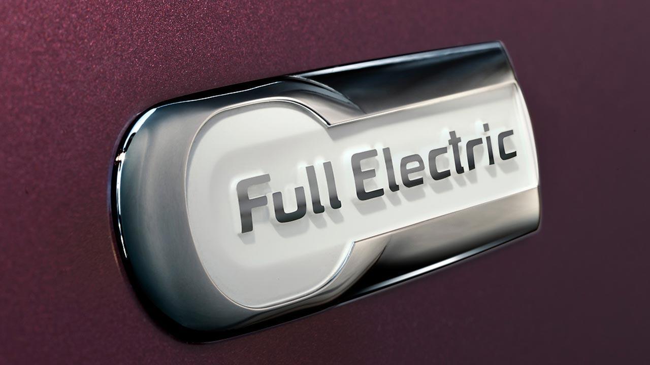 Citroen C-Zero - Elektro Logo