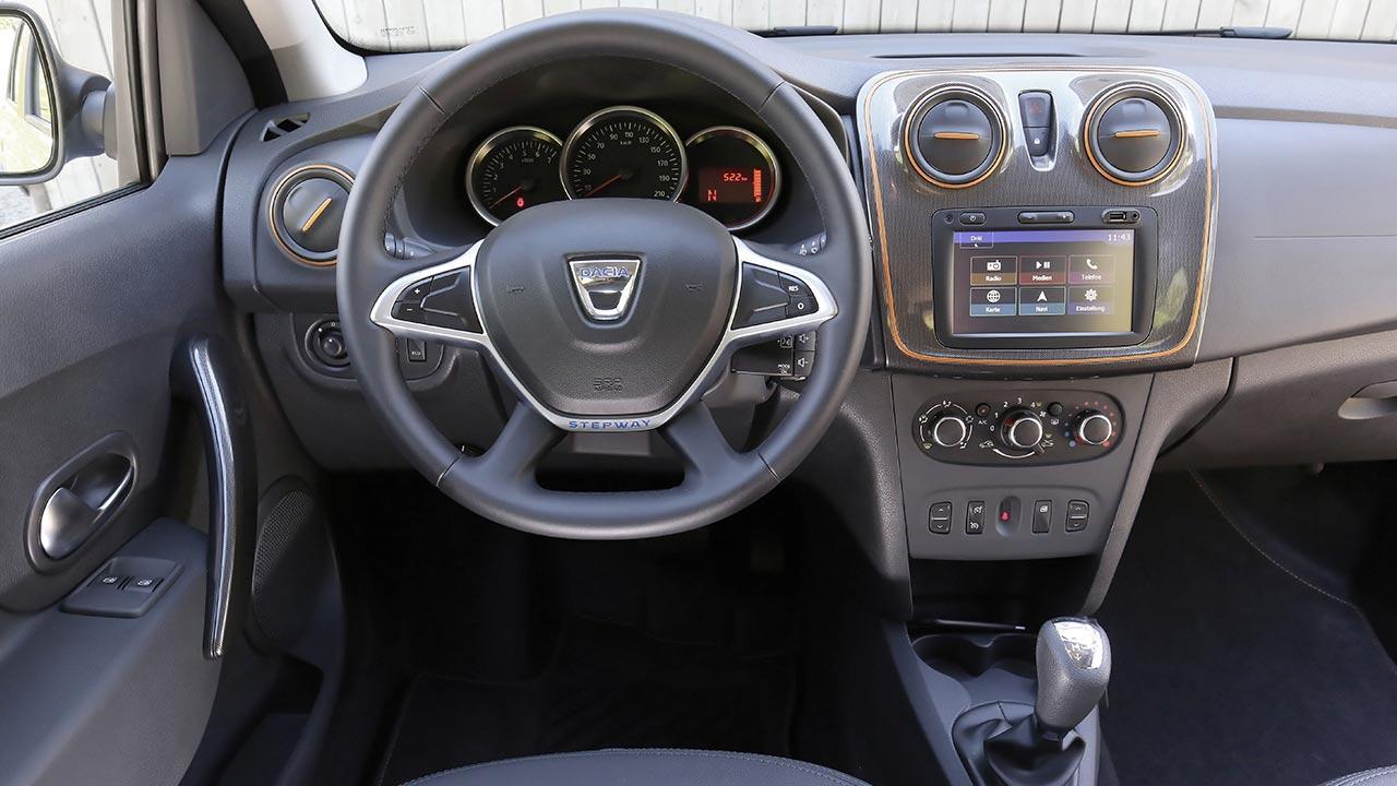 Dacia Logan MCV - Cockpit