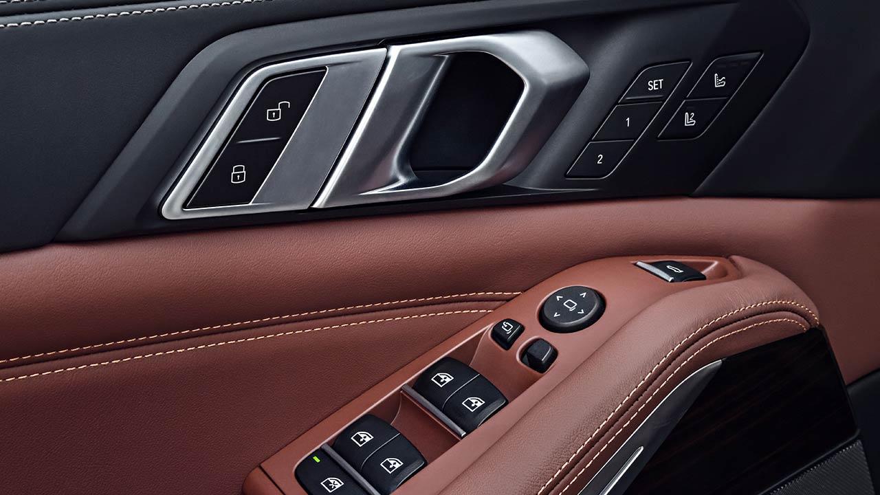 BMW X5 2018 - Türfunktionen