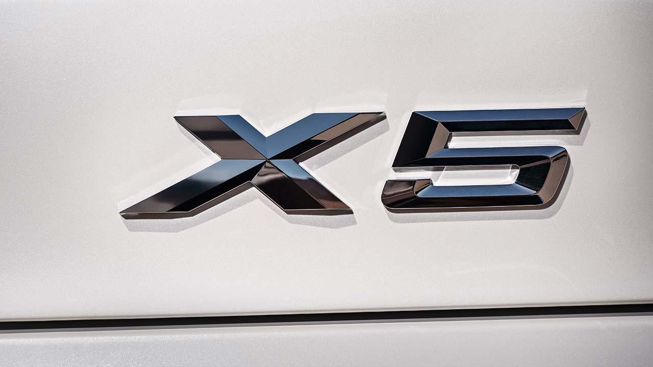 BMW X5 2018 - Logo