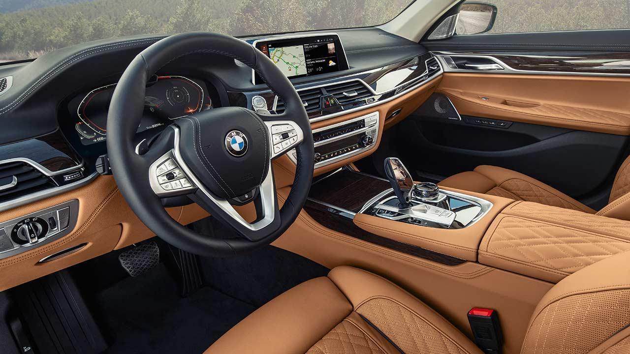BMW 7er Limousine (2019) - Cockpit
