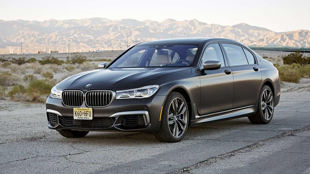 BMW M760 (2019) - Frontansicht