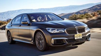 BMW M760 (2019)
