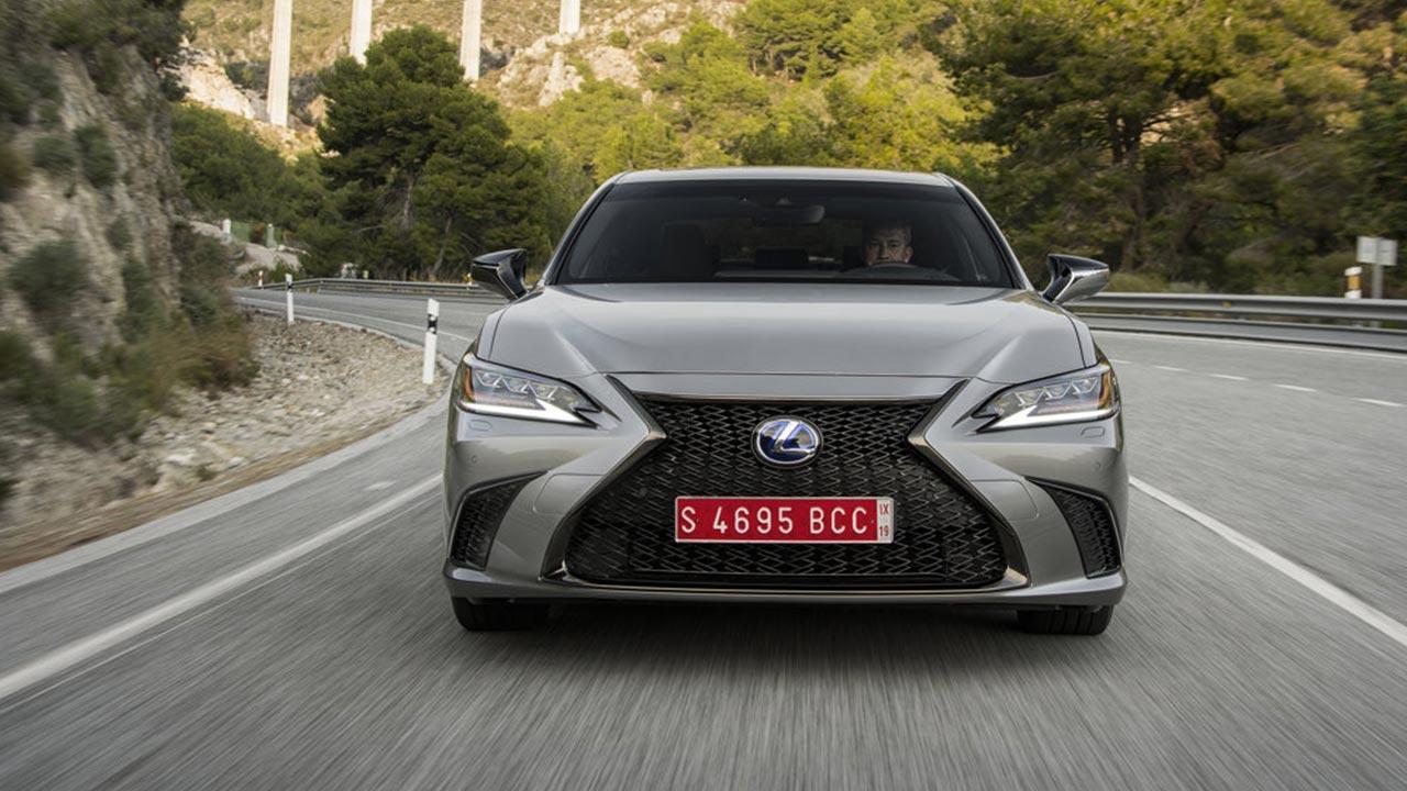 Lexus ES - Frontansicht