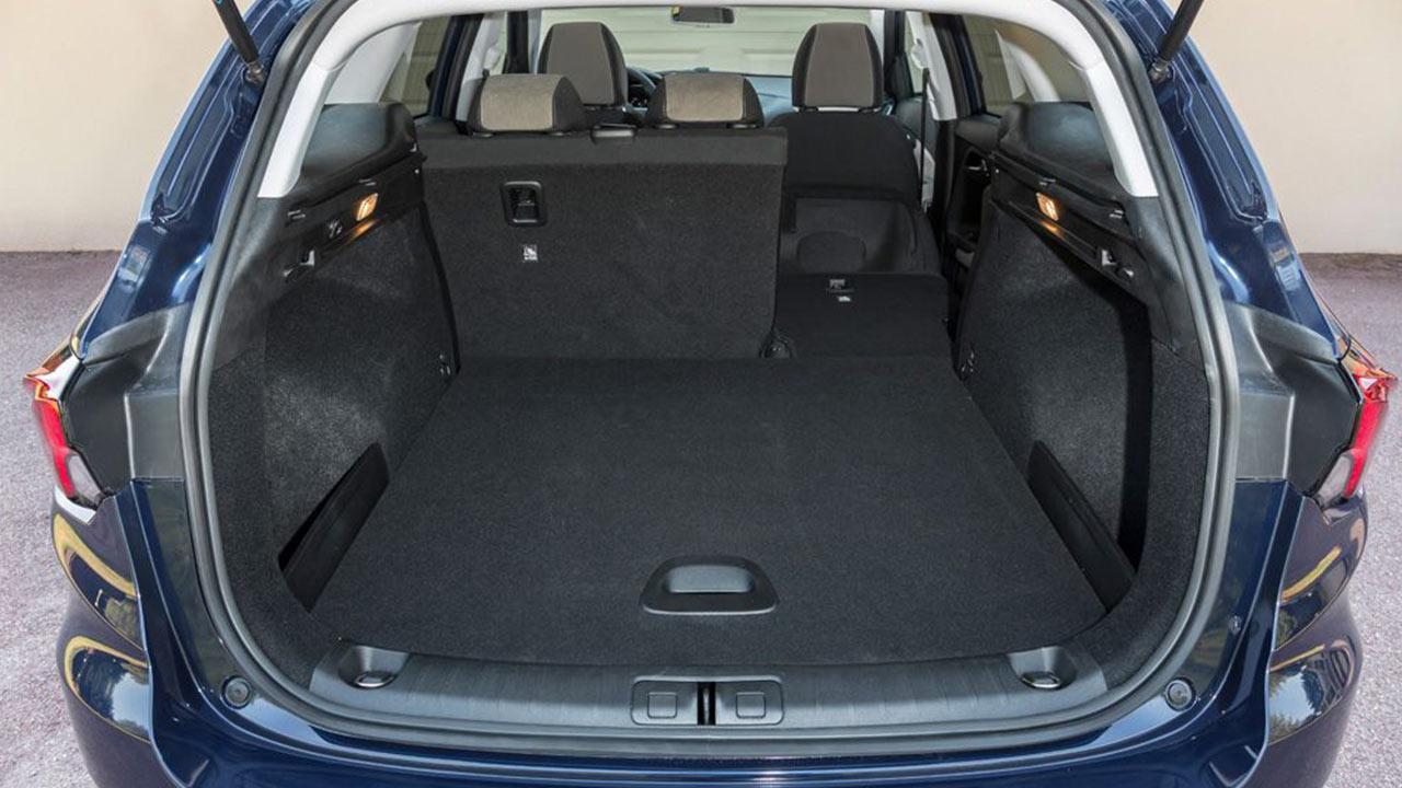 Fiat Tipo Kombi - Kofferraumdeckel offen