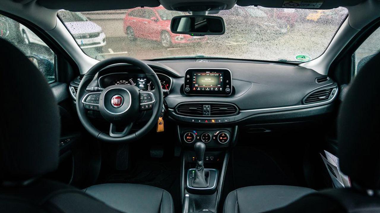 Fiat Tipo Kombi - Cockpit