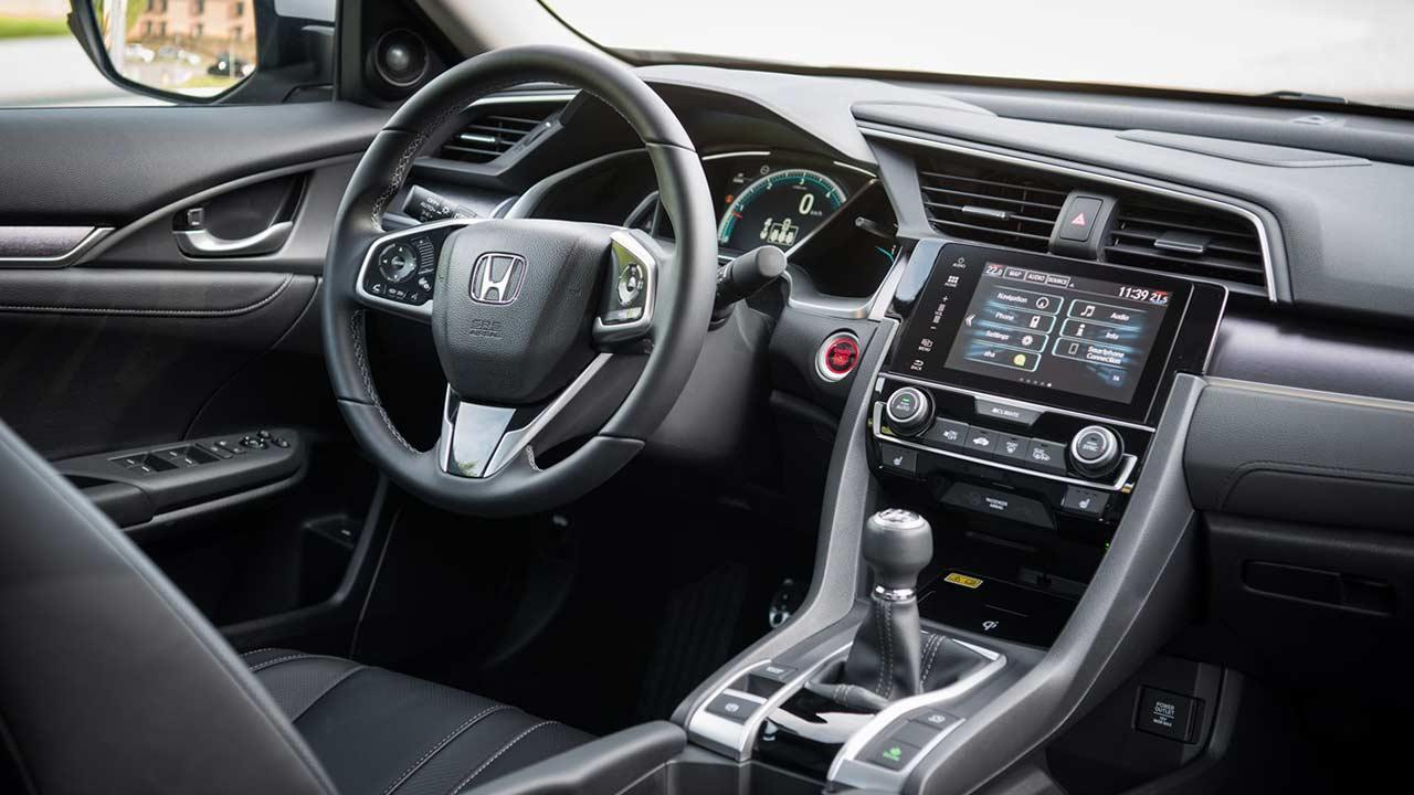 Honda Civic - Cockpit