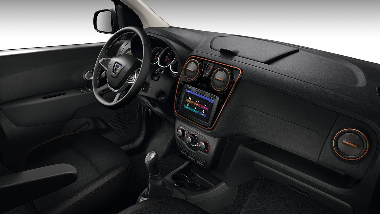 Dacia Lodgy - Cockpit
