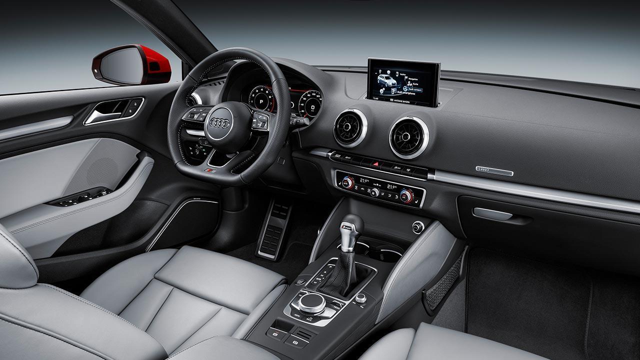 Audi A3 Sportback (2019) - Cockpit
