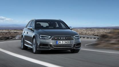 Audi S3 Sportback (2019)