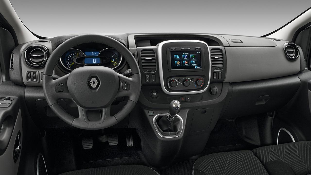 Renault Trafic Combi - Cockpit