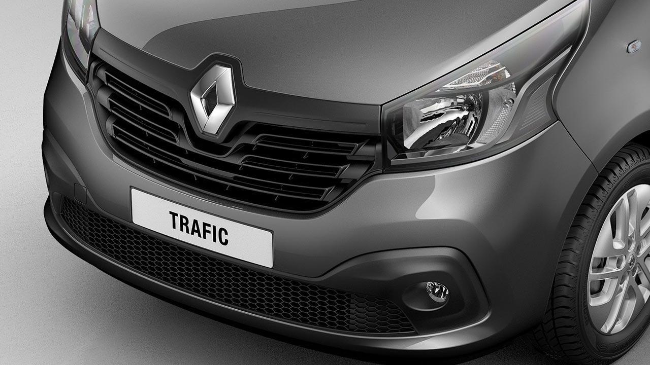 Renault Trafic Combi - Frontschürze
