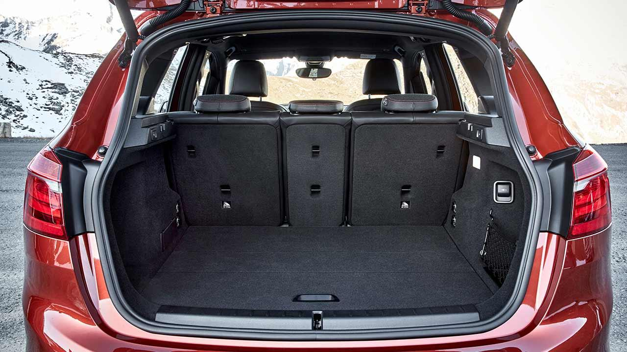 BMW 2er Active Tourer 2018 - Kofferraum