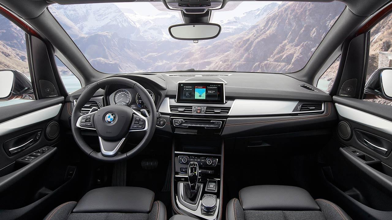 BMW 2er Active Tourer 2018 - Cockpit