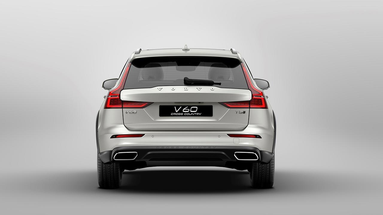 Volvo V60 Cross Country - Heckansicht