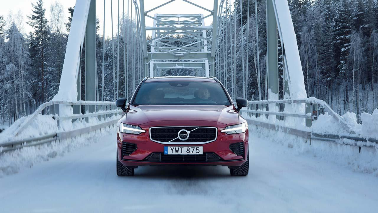 Volvo V60 - Frontansicht