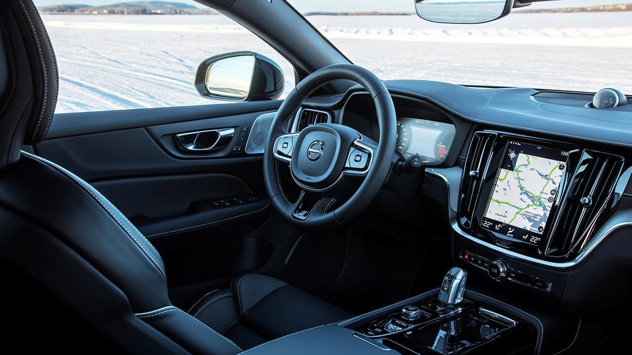 Volvo V60 - Cockpit