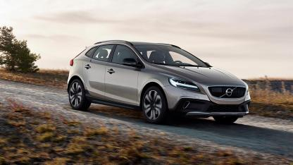 Volvo V40 Cross Country - in voller Fahrt