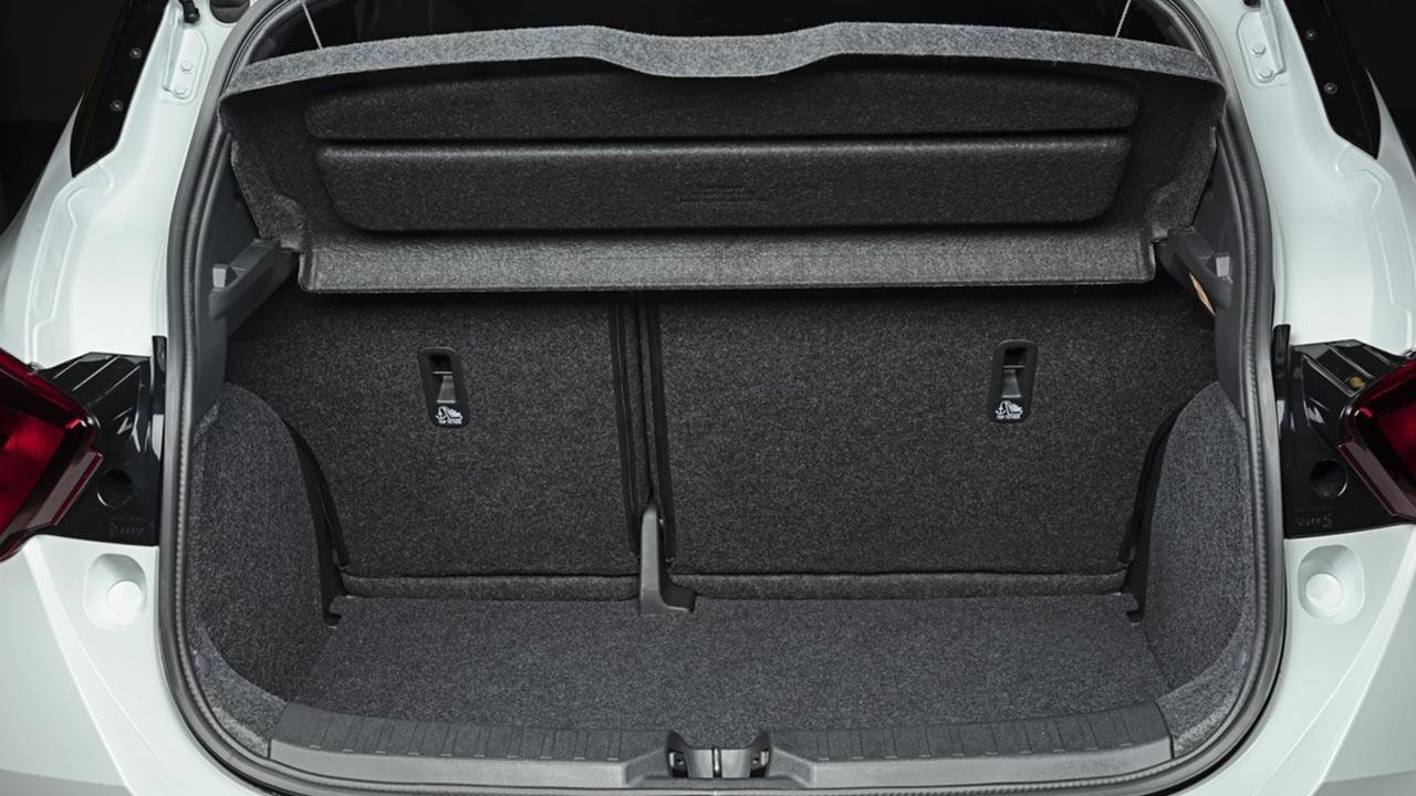 Nissan Micra - Kofferraum
