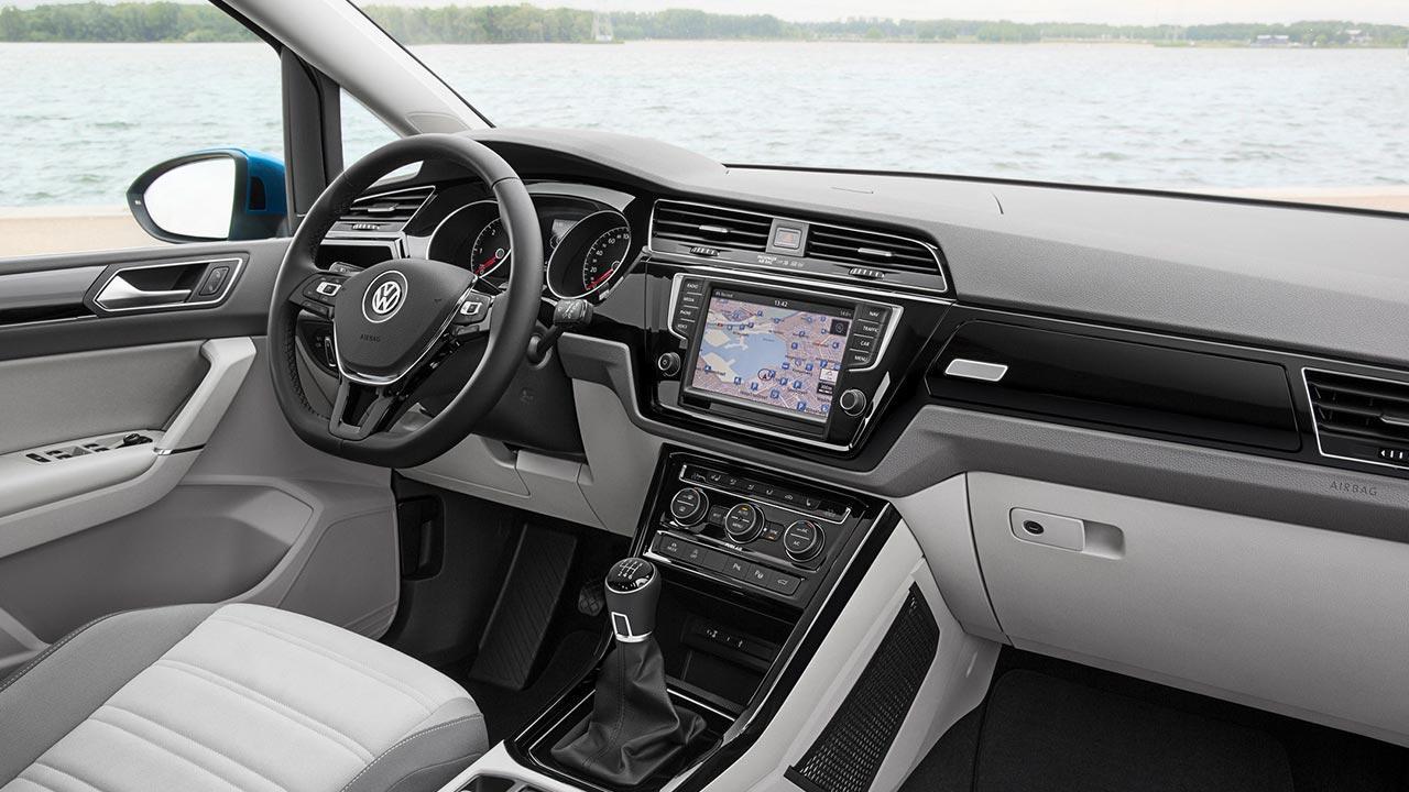Volkswagen Touran - Cockpit