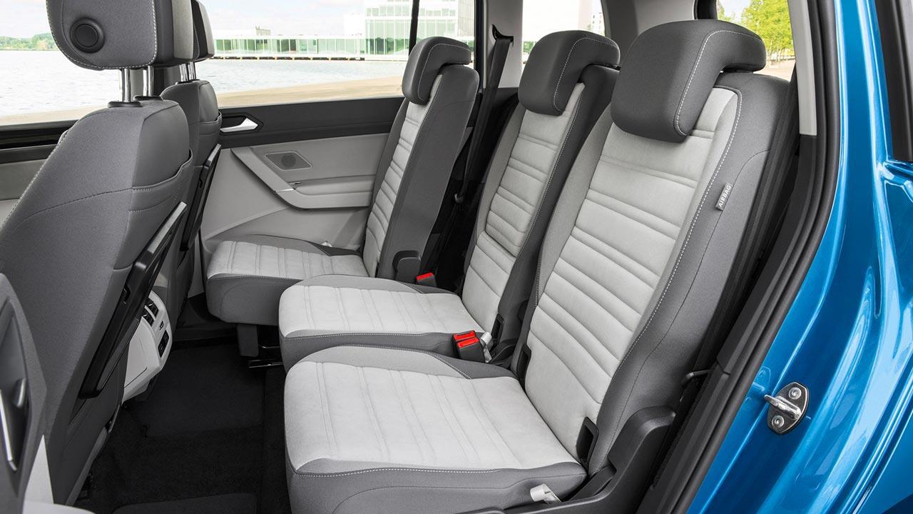 Volkswagen Touran - Rücksitze