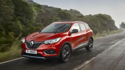 Renault Kadjar - in voller Fahrt