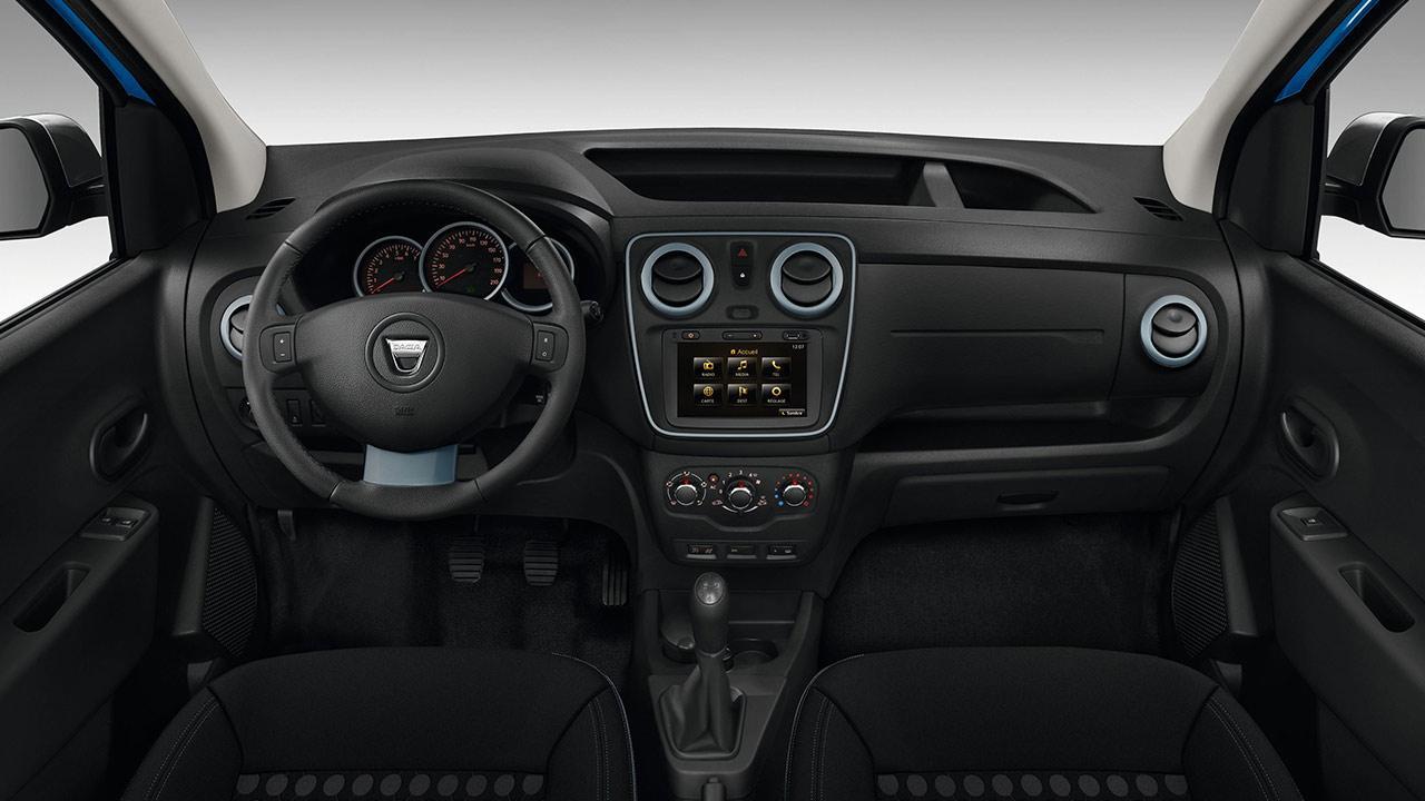 Dacia Dokker Stepway - Cockpit