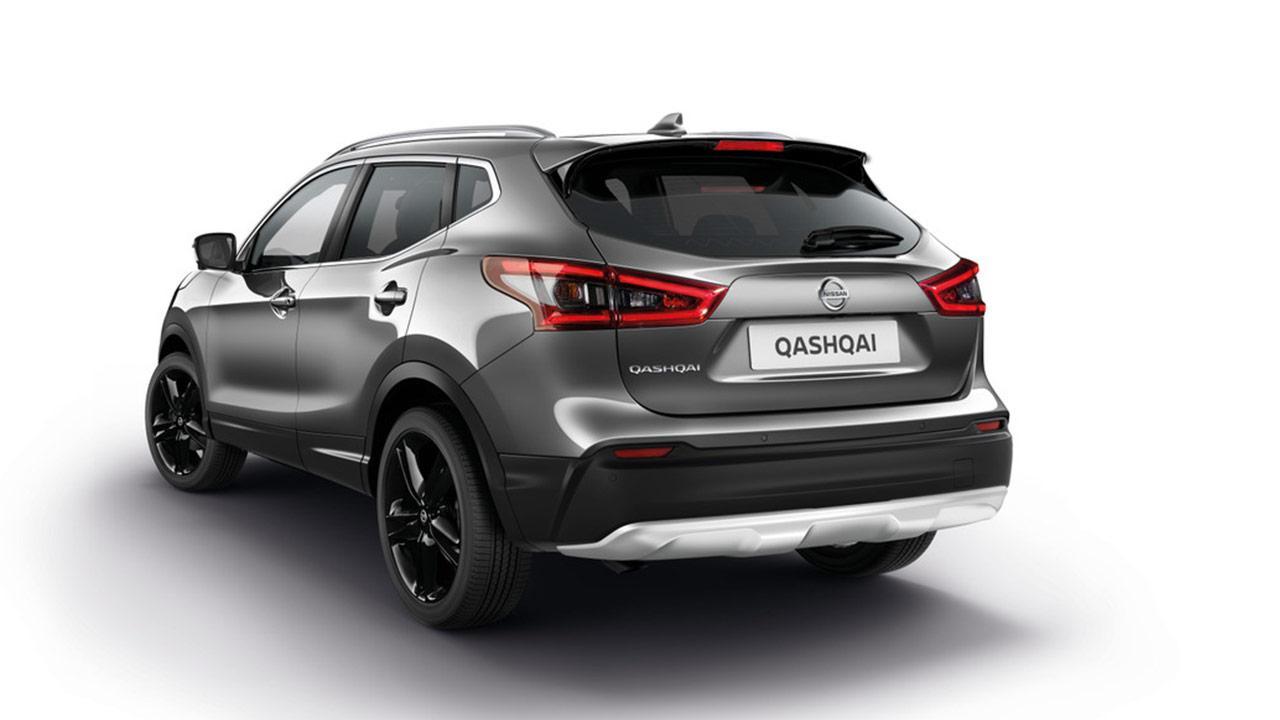 Nissan Qashqai N-Motion - Heckansicht