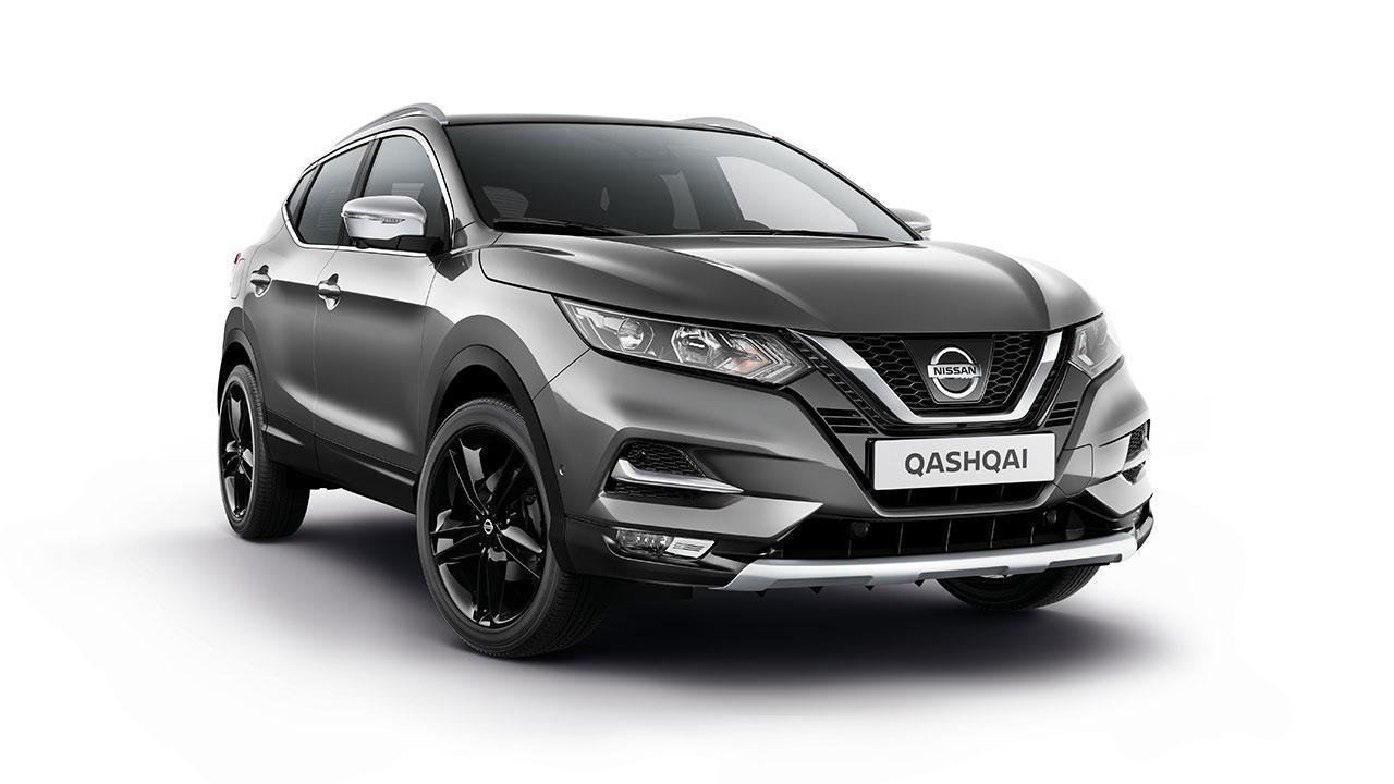 Nissan Qashqai N-Motion - Frontansicht