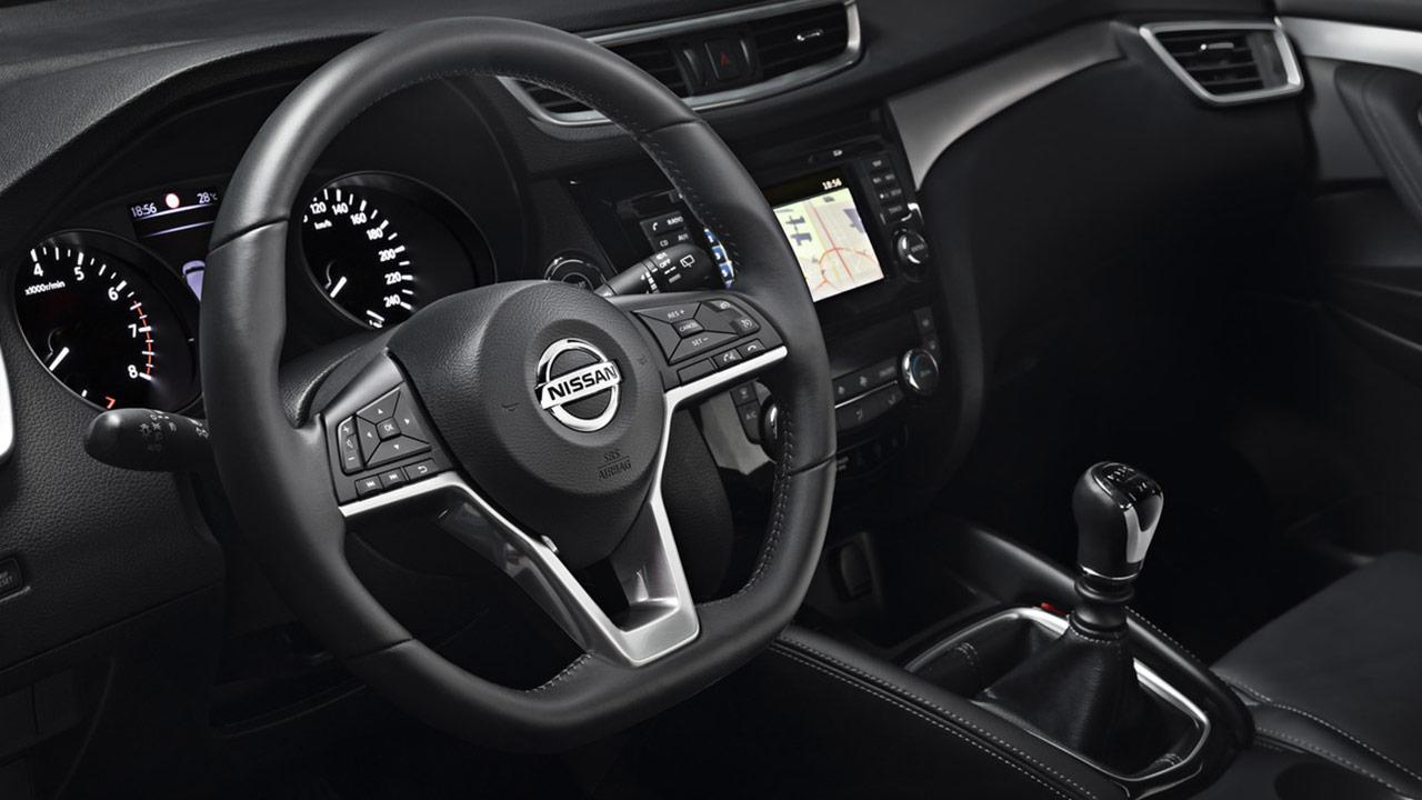 Nissan Qashqai N-Motion - Cockpit