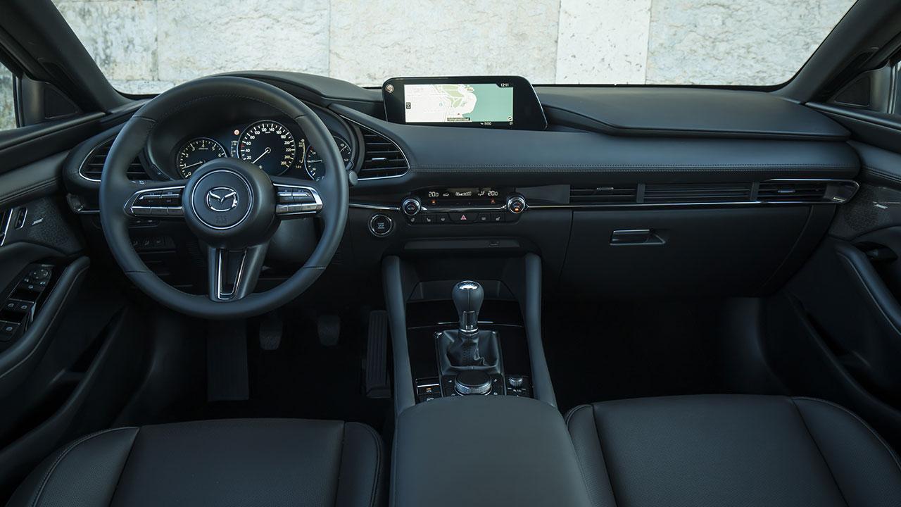 Mazda3 - Cockpit