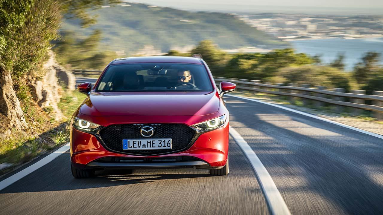 Mazda3 - Frontansicht