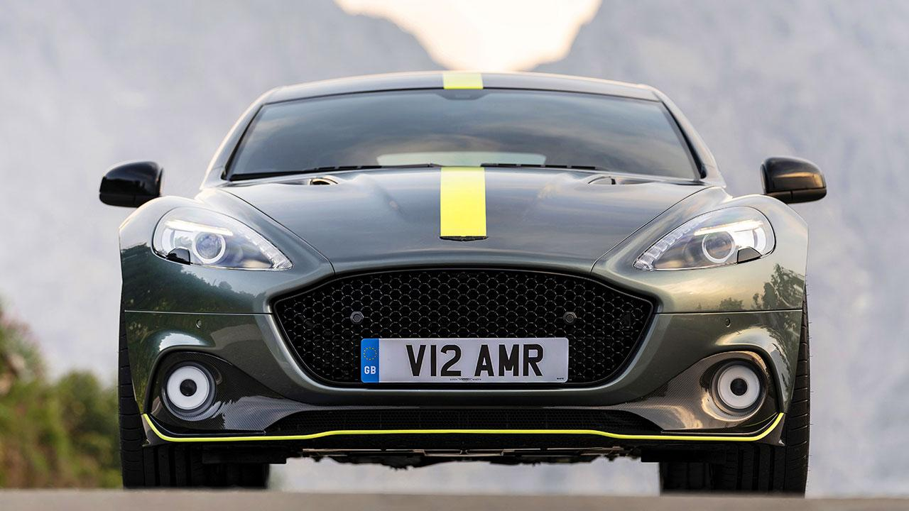 Aston Martin Rapide AMR - Frontansicht