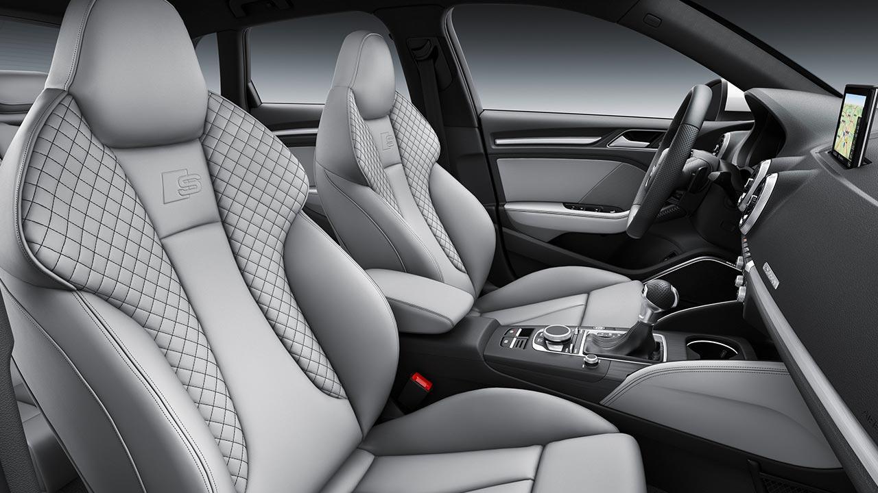 Audi A3 Sportback e-tron - Vordersitze