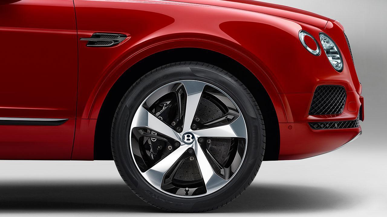 Bentley Bentayga V8 - Vorderreifen