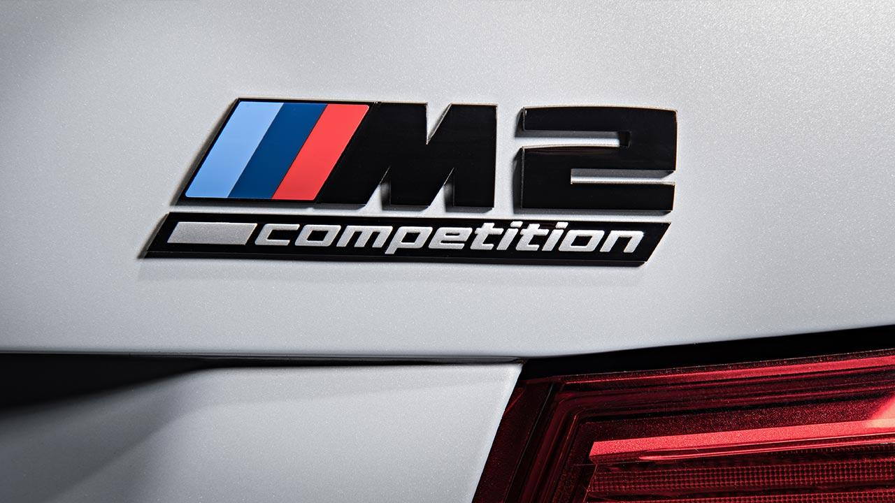BMW M2 Competition - Logo
