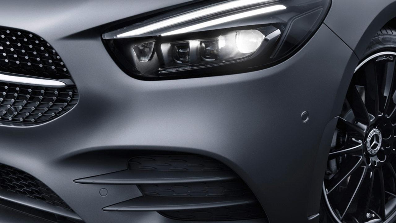 Mercedes-Benz B-Klasse - Frontschürze