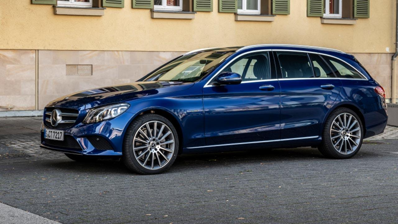 Mercedes-Benz C-Klasse T-Modell - Seitenansicht