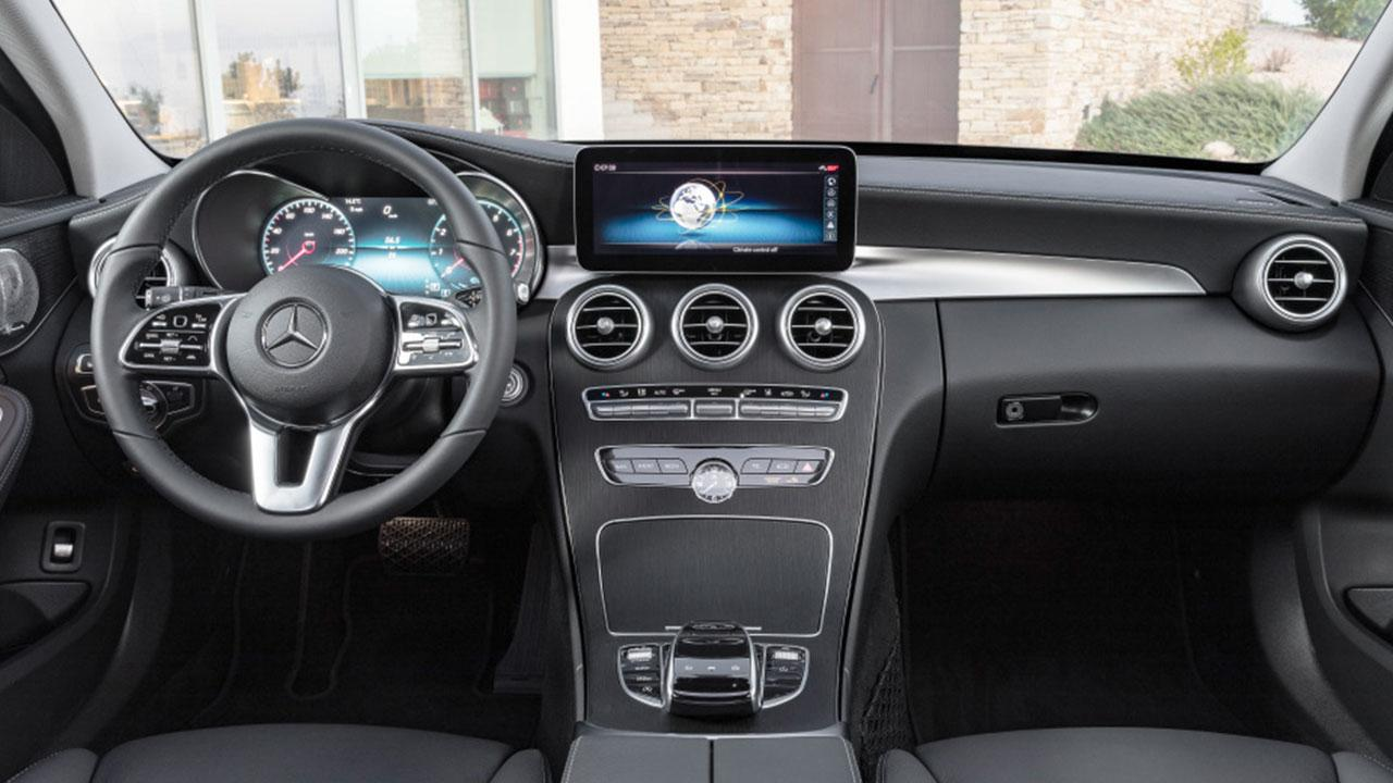 Mercedes-Benz C-Klasse T-Modell - Cockpit