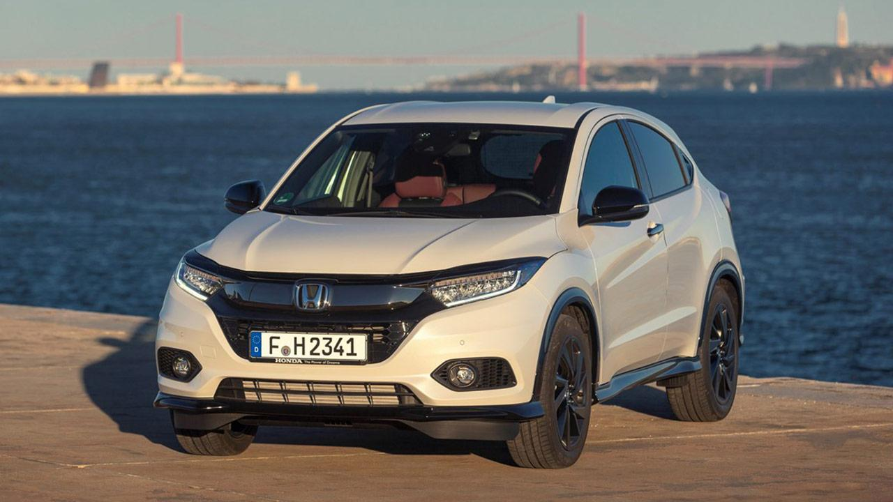 Honda HR-V - Frontansicht