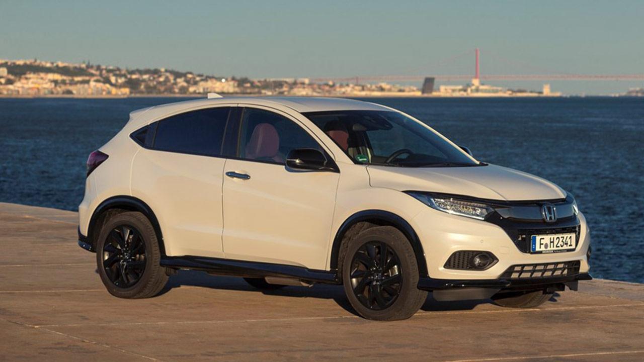 Honda HR-V - Seitenansicht